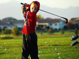 Golf is a great way to get outdoors and have fun!