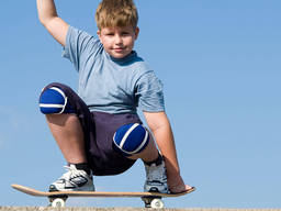 Skateboard can be really fun for your kids!