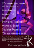 Two for One Aerial Classes at the Dust Palace! Penrose (1061) Circus 2 _small