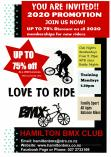 Sprocket Rocket & Club Training Programme ALL AGES ON PEDAL BIKES Forest Lake (3200) BMX Racing Clubs 3 _small