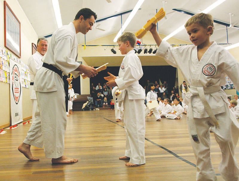 GKR Karate - Martial Arts based Self Defence in Kairimu street, Lower Hutt