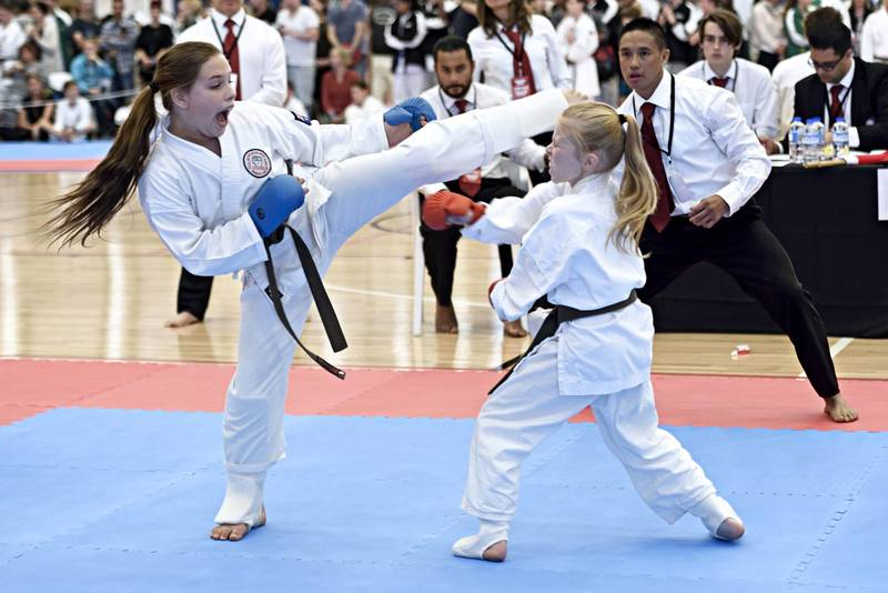 GKR Karate - Martial Arts based Self Defence in Huapai, Auckland
