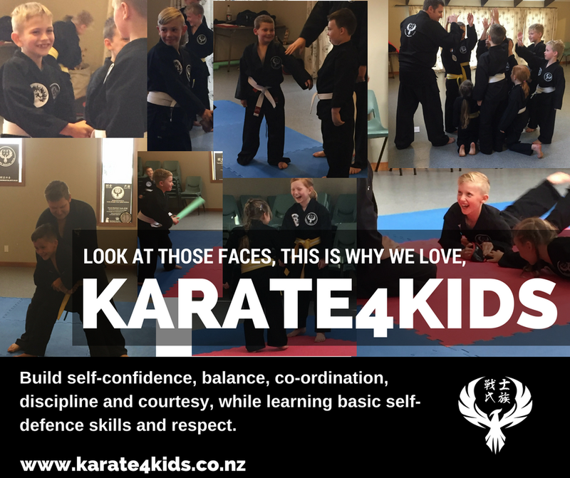 Karate 4 kids - www.karate4kids.co.nz