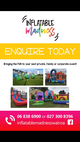 Inflatable Madness - Bouncy Castle Hire Wairoa
