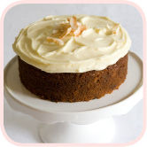 """Carrot & Pineapple Cake"""