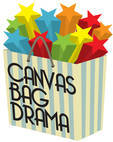 Canvas Bag Drama School