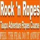 Rock'n Ropes Taupo Adventure Ropes Course